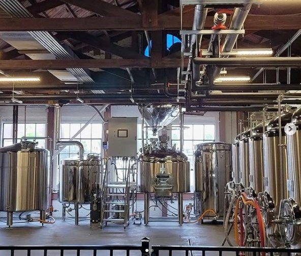 industrial brewery equipment